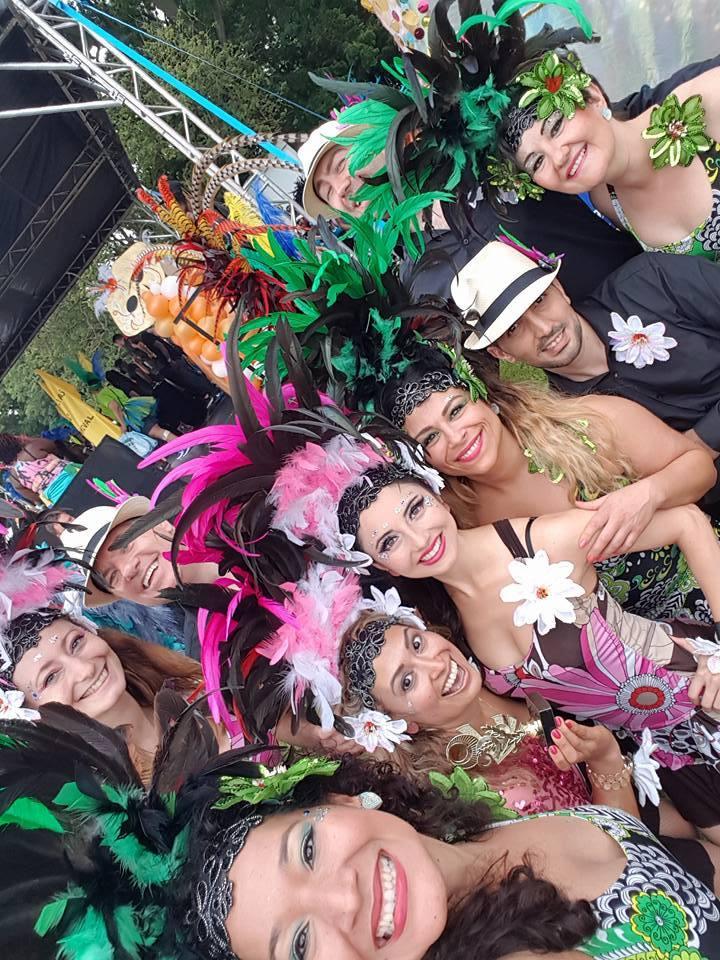 Reading Carnival