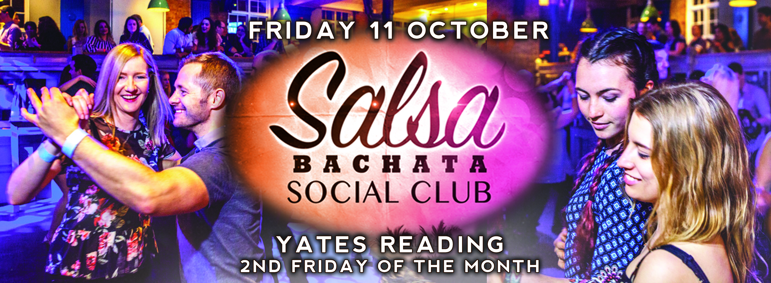 Monthly Salsa Party