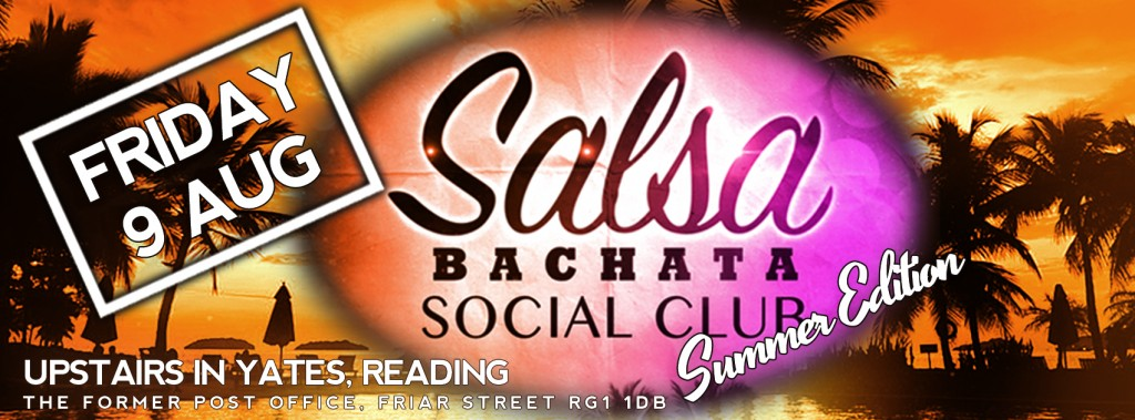 Reading Salsa Bachata Party