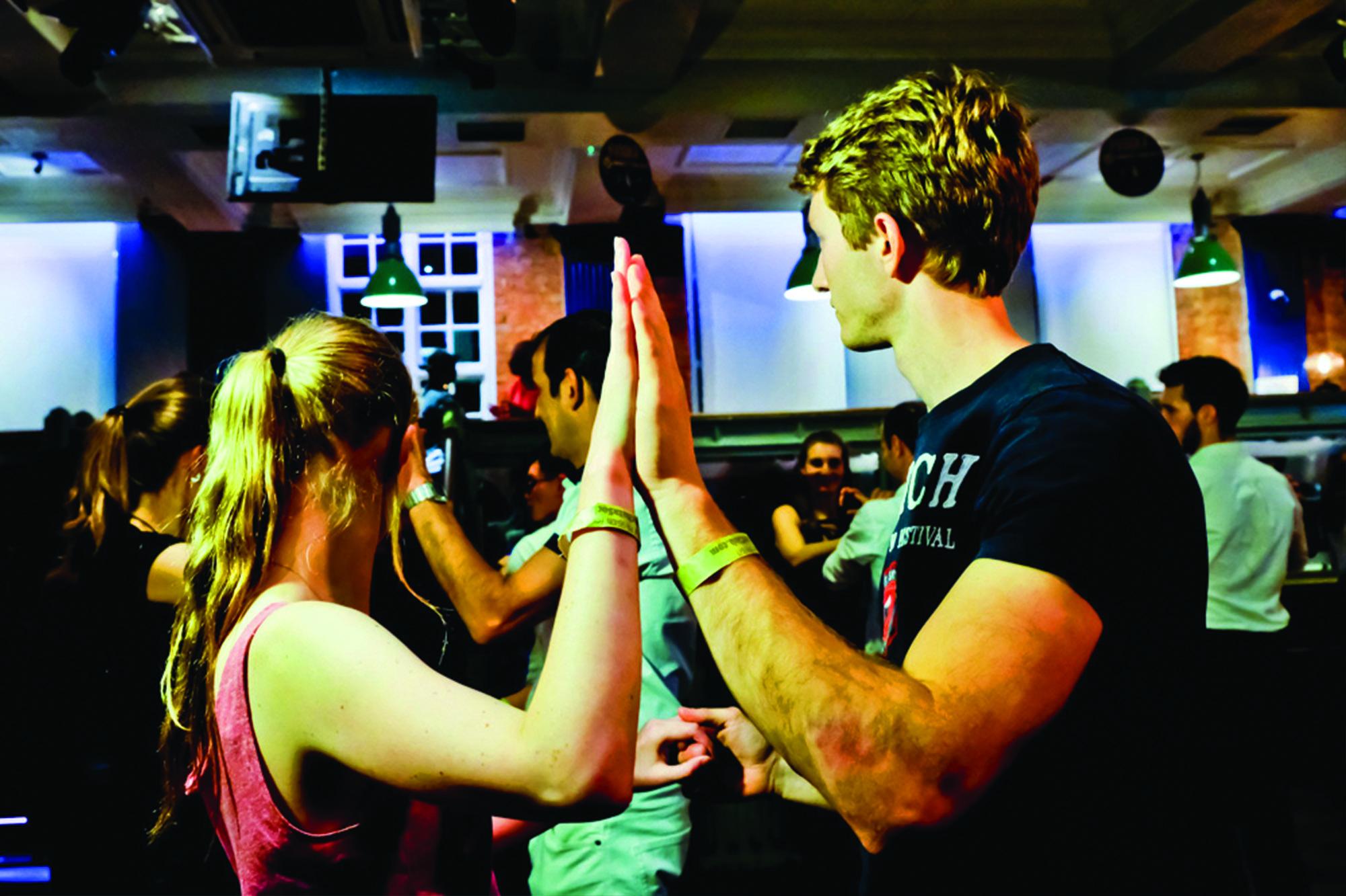 Social Dancing until late!